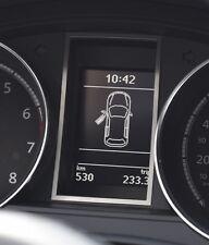 PLAQUE VOLKSWAGEN VW SCIROCCO R-STYLE R-LINE TSI TDI TFSI SHARK 4MOTION DSG