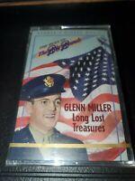 Glenn Miller : Long Lost Treasures [cassette] Reader's Digest Tape 1(New Sealed)