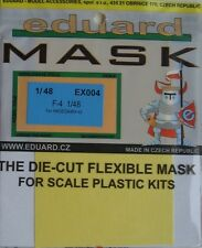 Eduard 1/48 ex004 Maschera Canopy per l'Hasegawa f-4 PHANTOM II kit
