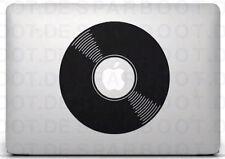 Apple MacBook Air Pro + DJ + Aufkleber Sticker Skin Decal + Deejay