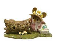 Wee Forest Folk Egg Hunt Easter Edition M-332 Retired With Box