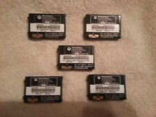 Lot of Five Genuine Motorola Aann4285B Oem Batteries 3.6 Volt 860 mAh Read Info!