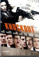 Film dvd KNOCKOUT -  RESA DEI CONTI Thriller Azione
