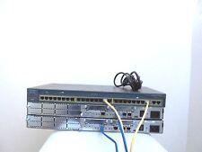 CISCO CCNA CCNP LAB X 1- 2651XM, X1 -2650XM  routers .X 1 - 2950-24 SWITCH. LAB