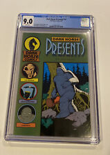 Dark horse presents #10 1st Appearance of Masque (The Mask) CGC 9.0 White Pages