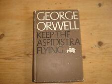 Keep the Aspidistra Flying - George Orwell - 1973 hardback with jacket