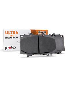 Protex Ultra 4WD Brake Pads FOR KIA SORENTO JC (DB1815F)