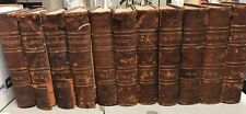 Lot 11 The Century Magazine Volumes 14-18, 20-25 1889-1894 Antique Collectible
