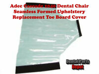 Adec Model 1040 Dental Chair Toe Board Cover for Seamless Upholstery (DCI #2806)