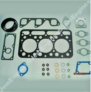 TS14 TOP GASKET SET SUITABLE FOR D1402 KUBOTA ENGINE 0791623465