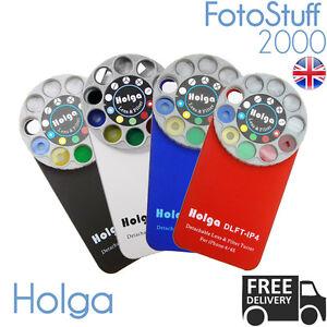 Holga iPhone 4 / 4S Case DLFT-IP4 Detachable Auxiliary Lens Turret | UK Stock