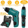 45 in 1 Electric Wireless Cordless Screwdriver Drill Kit Rechargeable Power Tool