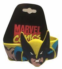 Marvel Comics X-MEN Wolverine Silicone Bracelet WRISTBAND