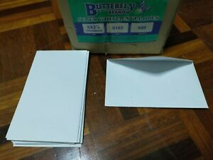 """20 pieces Envelope 6"""" × 3 1/2 """" 152 × 89 mm Mailers Shipping Envelopes"""
