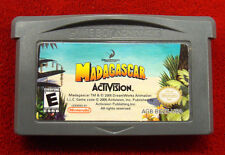 Nintendo Game Boy Advance - Madagascar (2005)