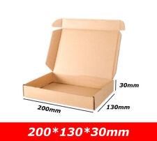 2pcs- Carton Box Packaging- 200*130*30mm