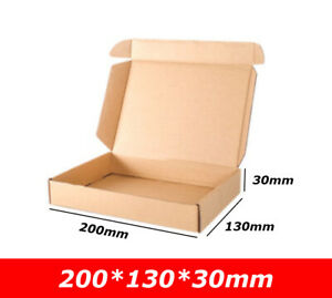 2pcs- Carton Box Packaging- 200*130*30mm