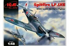 ICM 48066 1/48 Spitfire LF.IXE WWII Soviet Air Force Fighter
