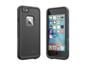 Lifeproof iPhone 6/6S -  Fre` Phone Case Black - Fast FREE delivery In Aus