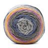 Caron Cakes Aran Knitting/Crochet Wool Yarn 200g 17041 Plum Crisp 383 yd/350m