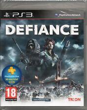 Defiance Juego PS3 ~ Nuevo/Sellado
