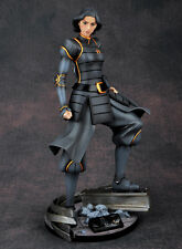LEGEND OF KORRA Chief Lin Beifong Collector Figure Statue Original Color Version