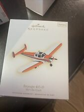 Hallmark Airplane Ercoupe 415-D 12th in Series Sky's the Limit 2008 Ornament
