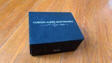 Custom Audio Electronics Boost/Line Driver Pedal Box