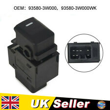 Switch Button For Power Window Regulator Fits For HYUNDAI IX35 93580-3W000WK UK