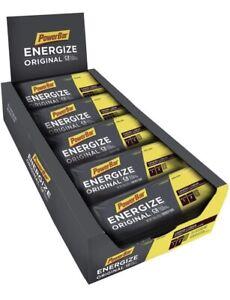 PowerBar Energize Original – 'The Original' Energy Bar for Endurance, C & C 25ct
