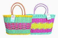 summer festival market shopper bag from Temerity Jones retro vintage style funky