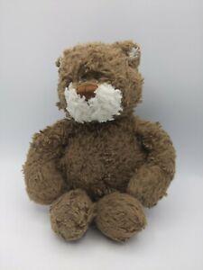 "Gund Bear Sweeney Jr Brown Bear 10"" Plush RARE"