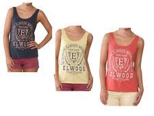 NWT Elwood Womens Golden AGE Tank Top Activewear Singlet Vest RRP AUS$39.99