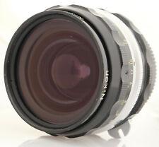 Nikon  Nikkor - H  28 mm 1 : 3,5   F Mount non AI  FX  A- condition