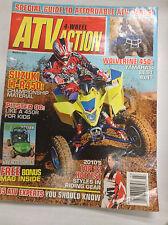 ATV Action Magazine Suzuki LTR540 Pitster 90 March 2010 032617nonR