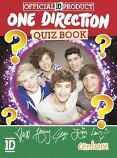 NEW - One Direction Quiz Book by DK Publishing