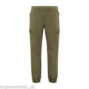 Korda Dry-Kore Tech Joggers - Olive / Clothing / Fishing