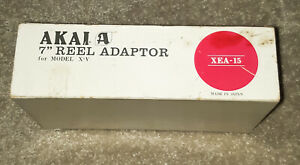 Akai Reel to Reel Adaptor