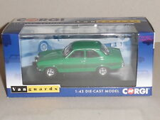 Vanguards VA09522 FORD ESCORT MK1 RS2000. MODENA GREEN  LTD-1000. NEW