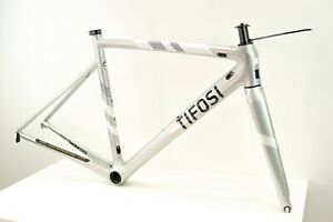 Ex Team Tifosi / Dedacciai Ran RS Frameset Silver Small RRP£1999.99