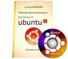 █ Ubuntu 17.10.1 Linux mit gedrucktem Handbuch in Farbe und 64 Bit DVD