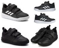 Adidas Boys Kids Trainers Tensaurus Strap School Shoes Sports Black Size