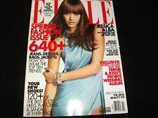 ELLE Magazine<>MARCH 2009 <>JESSICA ALBA   °