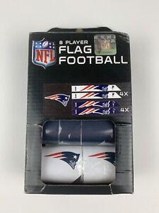 New England Patriots 8 Player Flag Football NFL - Brand New
