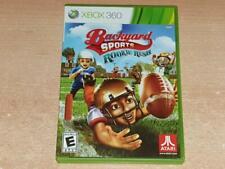 Backyard Sports Rookie Rush XBOX 360 (NTSC, nur nicht Play on UK Konsolen)