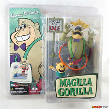 Magilla Gorilla & Mr. Peebles Hanna Barbera cartoon figures McFarlane series 2