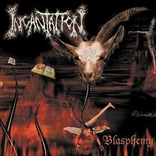 Blasphemy by Incantation (CD, Jun-2002, Necropolis)