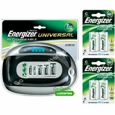 Multipurpose Battery Chargers for AAA NiMh