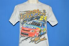 JEFF GORDON ON THE PROWL #24 DUPONT t-shirt RACING NASCAR YOUTH LARGE