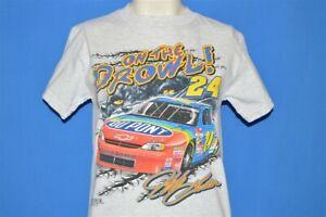 JEFF GORDON ON THE PROWL #24 DUPONT t-shirt RACING NASCAR YOUTH LARGE